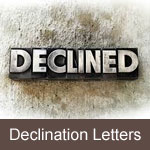 Declination Letters
