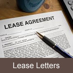 Lease Letters